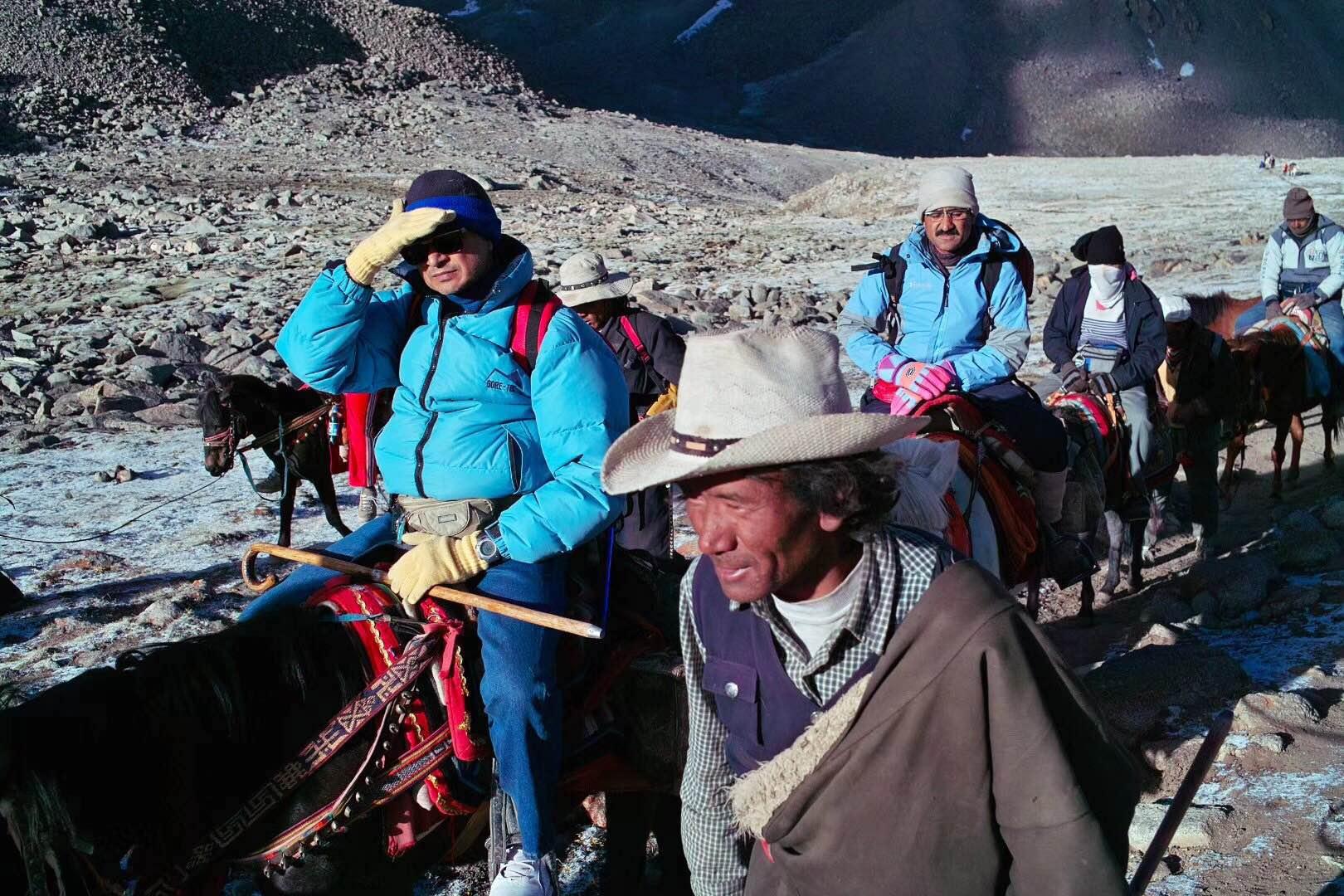 西藏甘丹寺-桑耶寺10日徒步朝聖之旅