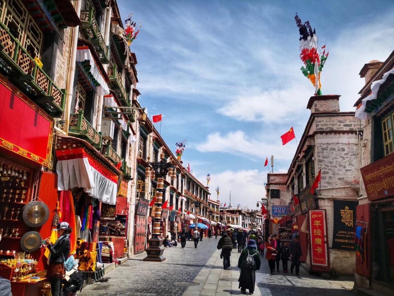 我的西藏旅遊體驗